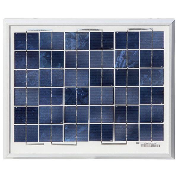 panneau solaire 10w avec chargeur int gr pour pg50 pg100 et powergard horse 39 s line. Black Bedroom Furniture Sets. Home Design Ideas