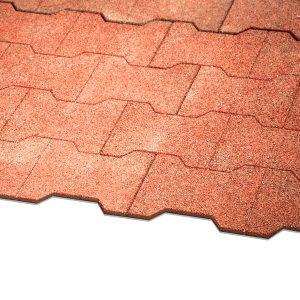 tapis en pavés élastiques